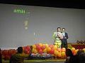 Presidente e Vice AI CORPORATION num congresso Brasil 2011 - Cristina Murteira.jpg