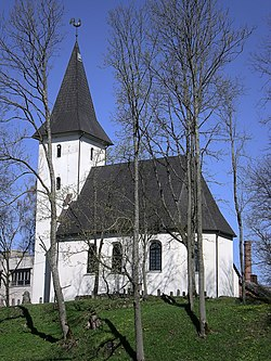 Priekule church