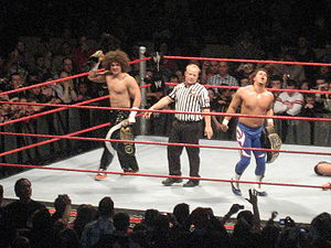 The Colóns (2002–2010) - The Colóns as the Unified Tag Team Champions