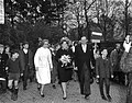 Prinses Margriet opende kinderkliniek te Ubbergen, Prinses Margriet tijdens de r, Bestanddeelnr 917-6953.jpg