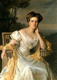 Η πριγκίπισσα Αλίκη πίνακας του Ντε Λάζλο
