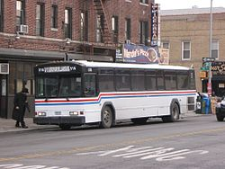 List of bus routes in Brooklyn - Wikipedia Q Bus Map on