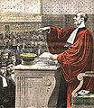 Procès Zola, réquisitoire (Petit Journal illustré, 1898-03-06).jpeg