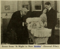 "Production photograph from the 1917 Broadway Feature Co. film ""A Night in New Arabia"".png"
