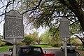 Prospect Hill (Arlington, Virginia) historical markers, April 2019.jpg