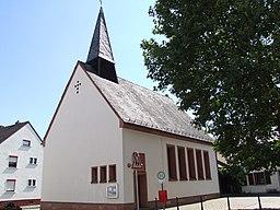 Protestantische Kirche, Waldsee (Pfalz)