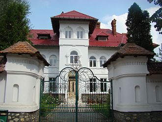 Curtea de Argeș - Episcopal Palace