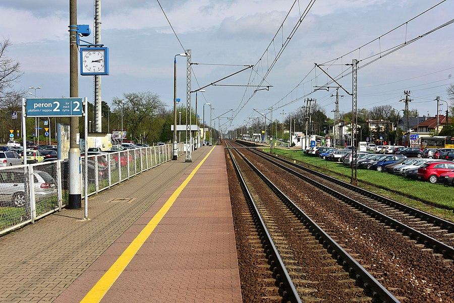 Warszawa Wesoła railway station