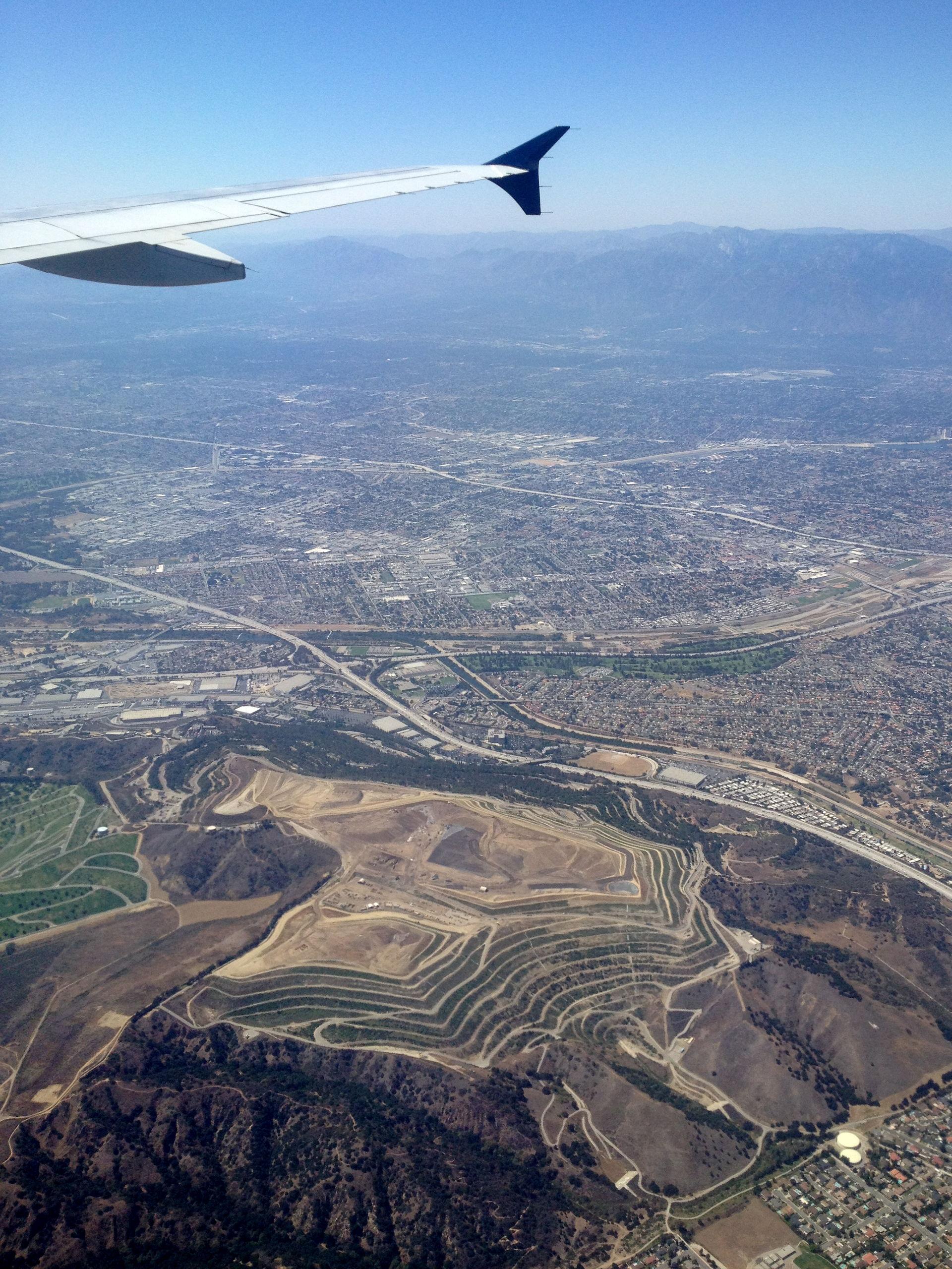 Puente Hills Landfill - Wikipedia