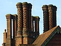 Pugin's Chimneys, Albury - geograph.org.uk - 669029.jpg