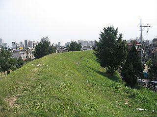 Wiryeseong human settlement