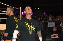 The Nexus Professional Wrestling Wikipedia