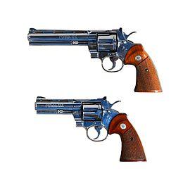 Colt Python .357 Magnum Smith & Wesson