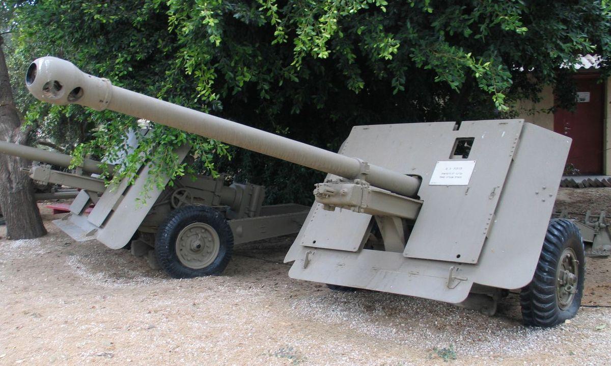 Ordnance QF 17-pounder - Wikipedia