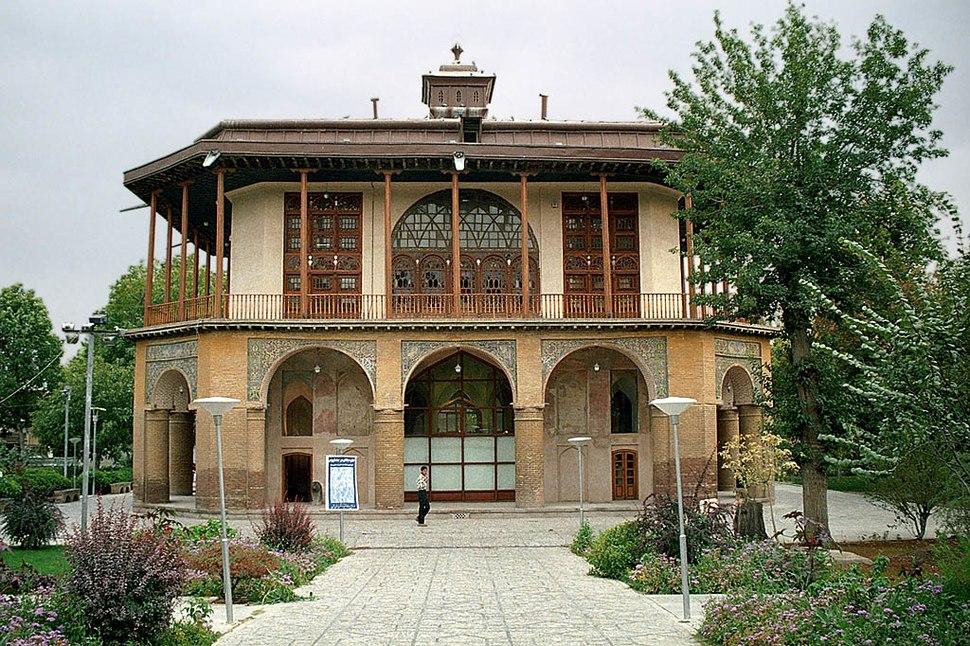 Qazvin - Chehel Sotun