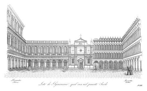 Quadri-Moretti, Piazza San Marco (1831), 08