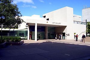 Queensland Art Gallery, Stanley Place entrance (2009-07-16).JPG