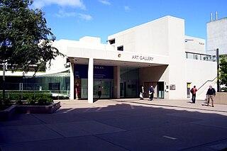 Art museum in Queensland, Australia