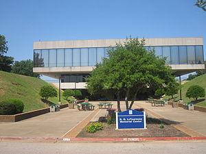 LeTourneau University - R. G. LeTourneau Memorial Center