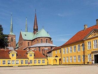 Roskilde - Roskilde Cathedral