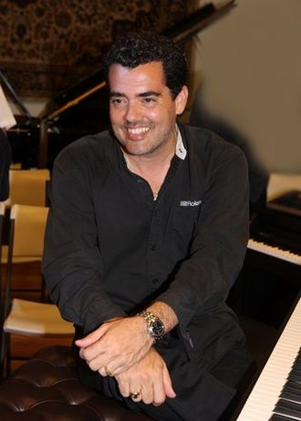 Rick DePiro - Ricky Dee (Rick DePiro) in Houston – Concert pic 2013