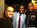 RGIII with Marines at NFL Draft 2012.jpg