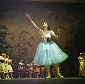балет жизель фото
