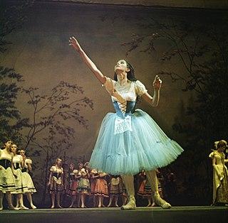 Natalia Bessmertnova Soviet prima ballerina