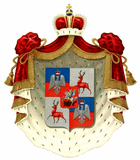 Coat of arms of the Shuyski family
