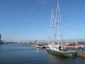 Rainbow Warrior (2011) - Image: RWIII 2