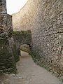 Rabi parkan mezi donjonem a hradbou.jpg
