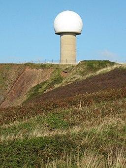 Radar beacon near Hartland Point - geograph.org.uk - 1520202