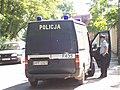 Radiowóz policji (tył) by Ron.jpg