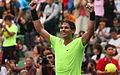 Rafael Nadal brazos en alto - 9919 2 Japan Open Tennis Tokio 2010.jpg