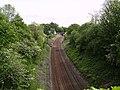 Rail Track Cark in Cartmel - geograph.org.uk - 178149.jpg