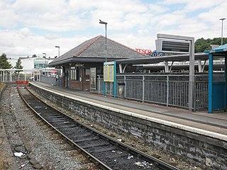 Merthyr Tydfil railway station