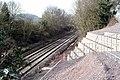 Railway cutting stabilisation near Penstone - geograph.org.uk - 1734901.jpg