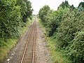 Railway line as seen from St George's Road bridge - geograph.org.uk - 550485.jpg
