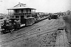 Railways and Tramways of Việt Nam - Tonkin - Bắc Lệ, from Vola Family Photos of Indochina around 1880, railroad building to Lang Son (Collection Julie Vola, Flickr 50124447123).jpg