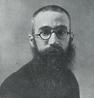 Ramón del Valle-Inclán - Valle-Inclán, photographed by Pau Audouard in 1911