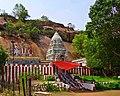 Ramadevara Betta Bangalore Ramgiri Hills Temple (48186333911).jpg