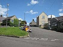 Ramblers at Over Haddon - geograph.org.uk - 1454578.jpg