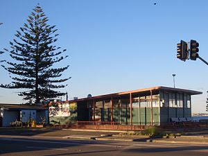Ramsgate Beach, New South Wales - Image: Ramsgate Life Saving Club