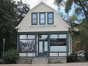 Bloomingdale, Illinois - Randecker's Hardware Store