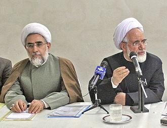 Rasoul Montajabnia - Image: Rasoul Montajabnia & Mehdi Karoubi