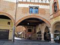 Ravenna, piazza del popolo, loggia nova.JPG