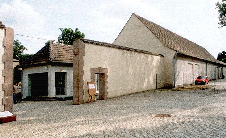 Ravensbrück Tor2