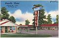 Rayville Motel, Highway 80 -- West, Rayville, La. (8185180510).jpg
