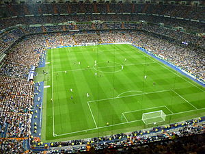 2012–13 Manchester City F.C. season - In the opening Champions League group game Manchester City twice took the lead against Real Madrid at the Santiago Bernabéu, but ultimately lost the match.