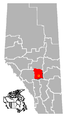 Red Deer, Alberta Location.png